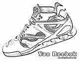 Shoe Coloring Pages sketch template