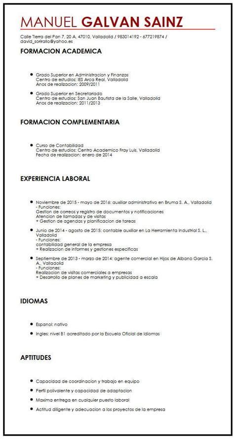 Curriculum Vitae Builder by Que Lleva El Curriculum Vitae Formato