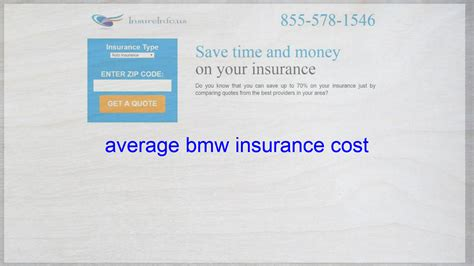 Find out how much car insurance should cost based on the coverages you need & your budget. average bmw insurance cost   Life insurance quotes, Home insurance quotes, Health insurance quote