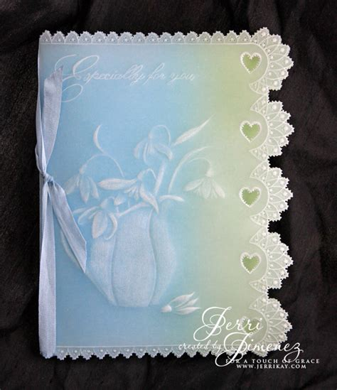 touch  grace academy  independent parchment craft