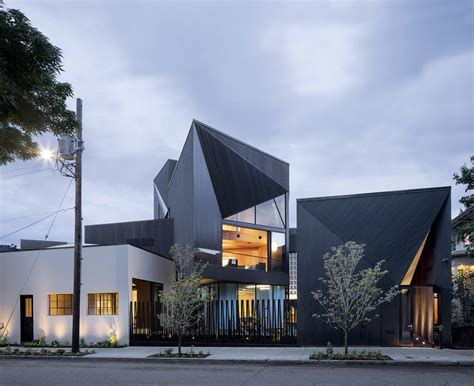 Architecture Design by Creative House Designed To Inspire And Activity