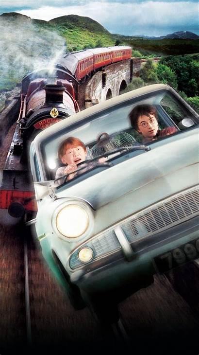 Potter Harry Chamber Secrets Wallpapers Key 2002