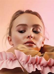 Lily-Rose Depp V Magazine Summer 2016 Photos