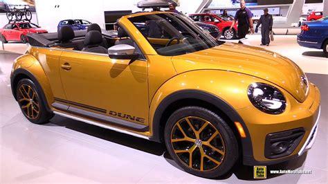 Beetle Dune 2017 by 2017 Volkswagen Beetle Dune Convertible Exterior And