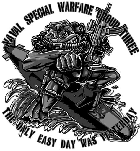 Boatswain Naval Action by Special Warfare Command Birthday