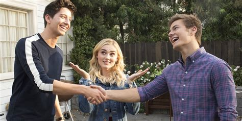 milo manheim   play  meg donnelly  american