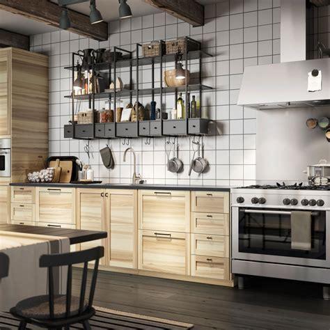etagere murale ikea cuisine 10 idées pour la cuisine à copier chez ikea