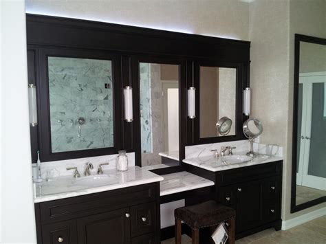 Tiny Black Framed Mirrors For Bathroom Faced Off Purple