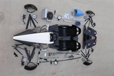 altra exoskeletal sports car replica kit  sale