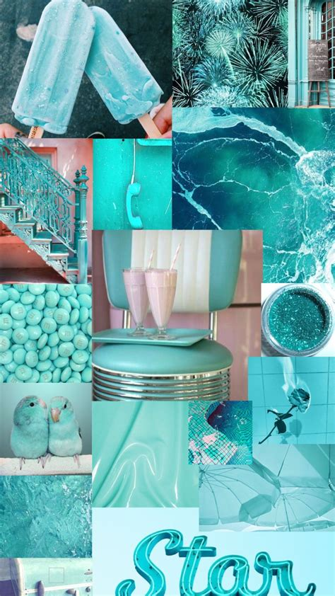 aesthetic teal wallpapers on wallpaperdog
