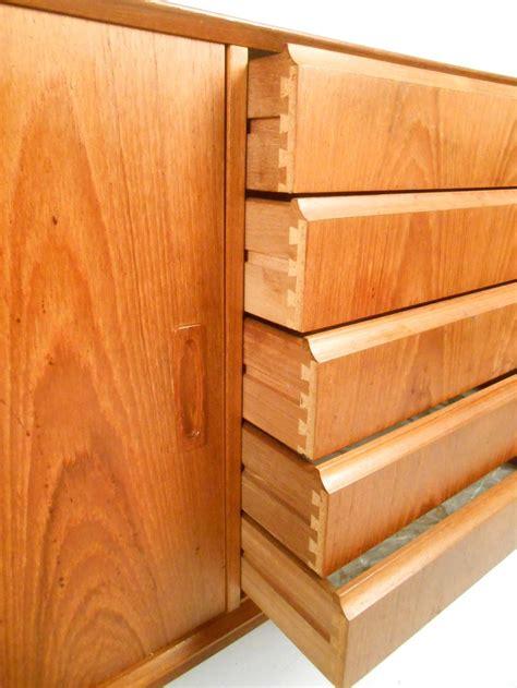 Scandinavian Sideboard by Scandinavian Modern Teak Sideboard For Sale At