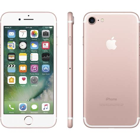 certified used iphone apple iphone 7 256gb unlocked gsm quad core 12mp phone certi