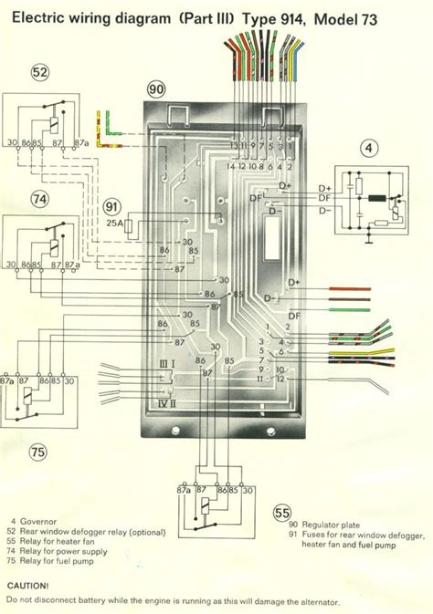 Porsche Wiring Diagram Diagrams Schematics Also