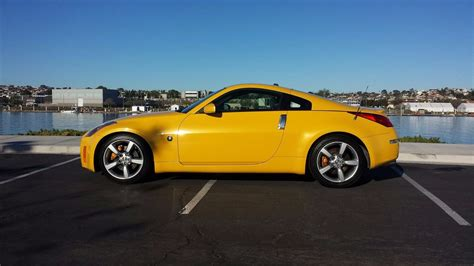 2005 Nissan 350z 35th Anniversary Edition For Sale