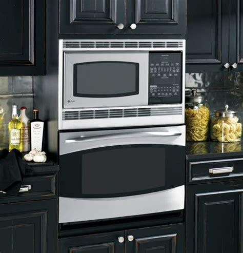 ptsrss ge profile  built  double microwaveconvection oven ge appliances wall