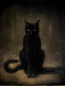 the black cat interpretation the black cat edgarswords