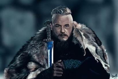 Ragnar Lothbrok Vikings Wallpapers Lodbrok Deviantart Iphone