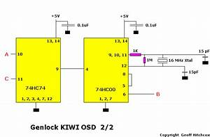 Circuit Diagram Converter Trigger Signal Causes The 555 To