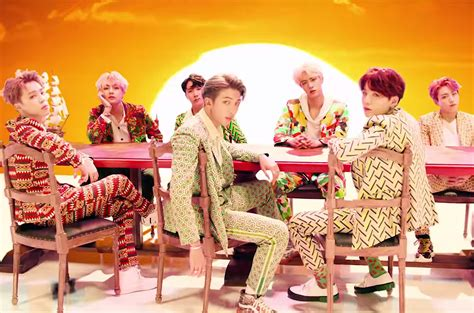 Bts' 'idol' Music Video Is Fastest To Reach 100m Views In