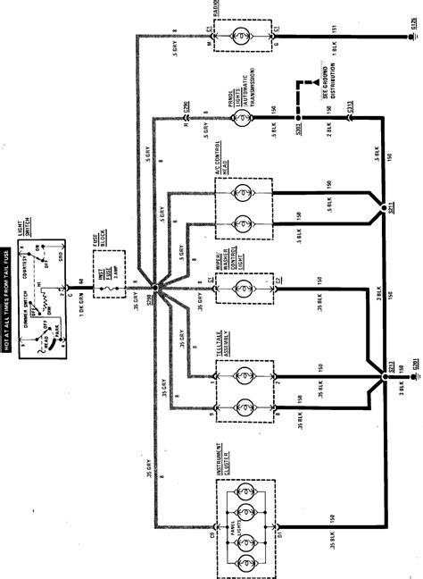 Chevrolet Corvette Wiring Diagram Printable