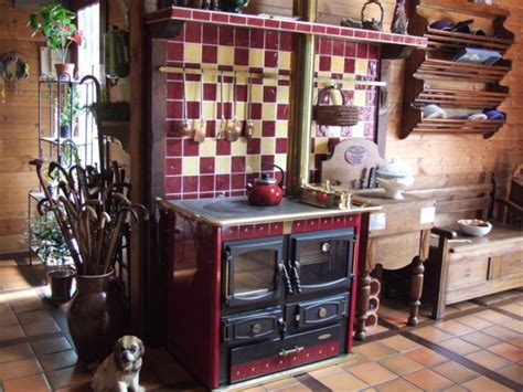 cuisines godin les cuisinières à bois un retour à la mode souhaitable