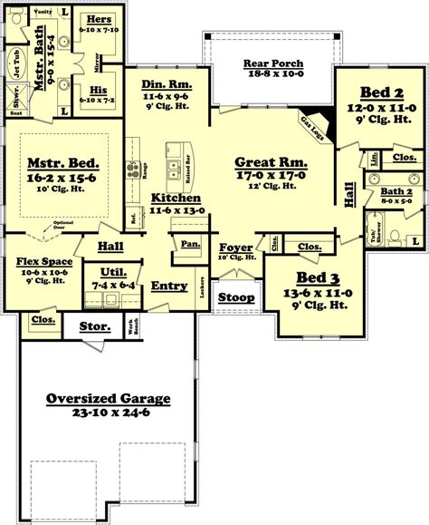 floor plans 2000 square 2000 sq ft ranch house plans 2017 house plans and home