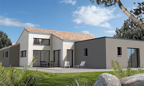 Plain Pied Ou Etage Moins Cher by Maison Traditionnelle 224 233 Tage Les Sorini 232 Res Depreux