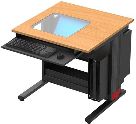 plateau verre pour bureau ordinary plateau de bureau en verre 14 format plus pour