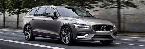 2019 Volvo V60 Wagon Delivers Style And Safety Consumer