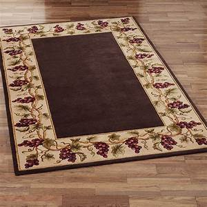 wine and grapes kitchen rugs google search stuff to With small grape design kitchen rugs