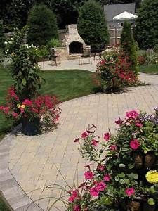 Quiet, Corner, Amazing, Backyard, Landscaping, Ideas