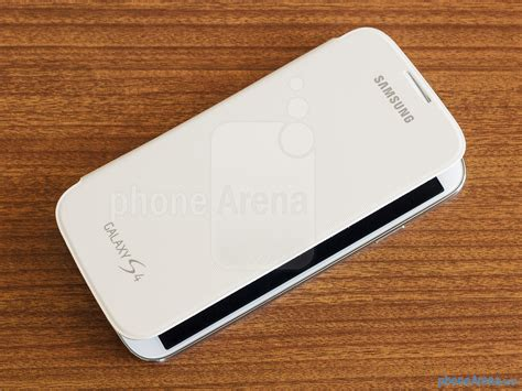Galaxy S4 Flip Cover 2840 by Samsung Galaxy S4 Flip Cover On Phonearena Reviews