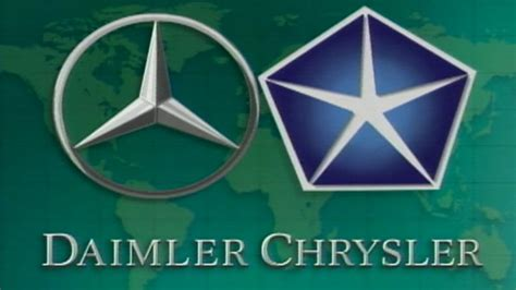 And Chrysler Merger may 7 1998 chrysler and mercedes merge abc news
