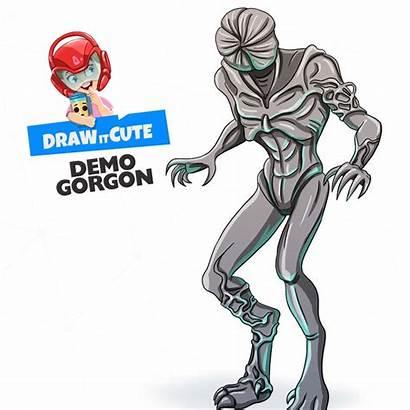 Demogorgon Draw Skin Fortnite Season Stranger Things
