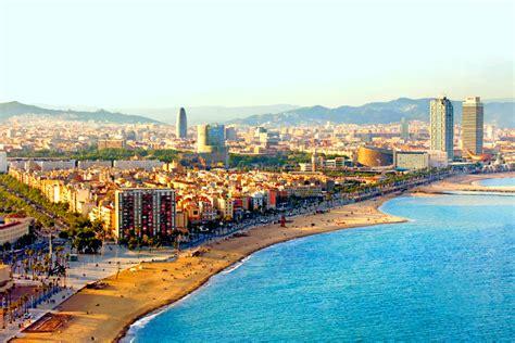 Strände in Barcelona
