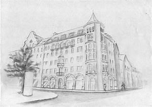 Haus Kaufen Schritt Für Schritt : h usserfassade haus geb ude altstadt zeichnen ~ Lizthompson.info Haus und Dekorationen