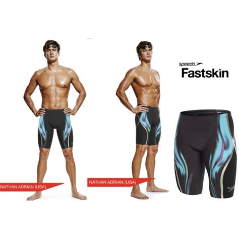 speedo fastskin lzr racer  jammer  mens competition swimwear