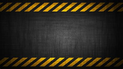 Grunge Warning Industrial Plants Danger Stripes Industrial