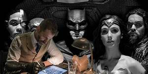 Zack Snyder Hasn't Seen Justice League | Screen Rant