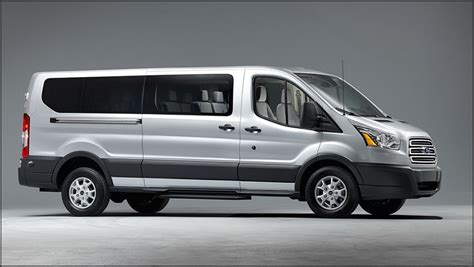 ford transit  passengers bold  strong vans