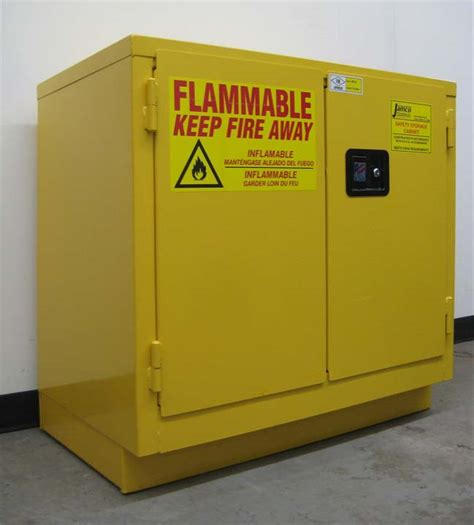 flammable cabinet for sale 22 gallon yellow flammable cabinet