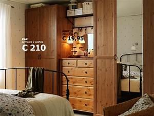 Ikea Armoire Chambre : armoire de chambre ikea ~ Teatrodelosmanantiales.com Idées de Décoration