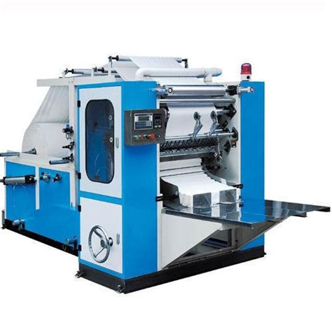 tech electric tissue paper making machine  kw