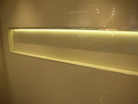Led Bathroom Lighting Strip Creative Bathroom Decoration