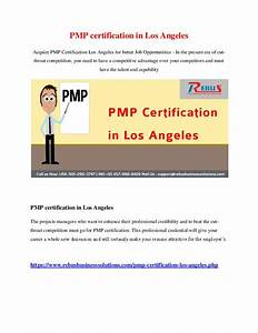 pmp certification in los angeles hashdoc With pmp certification documents