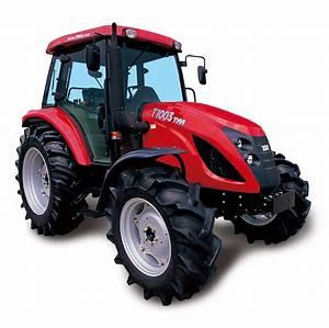 827d Tym T273 Tractor Parts Manuals