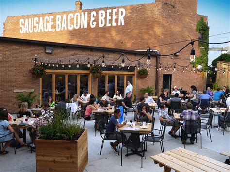 Boat House Grill Nyc by Best Outdoor Restaurants Patios And Cafes In Chicago