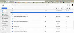 creating templates with google drive planet argon blog With google drive templates
