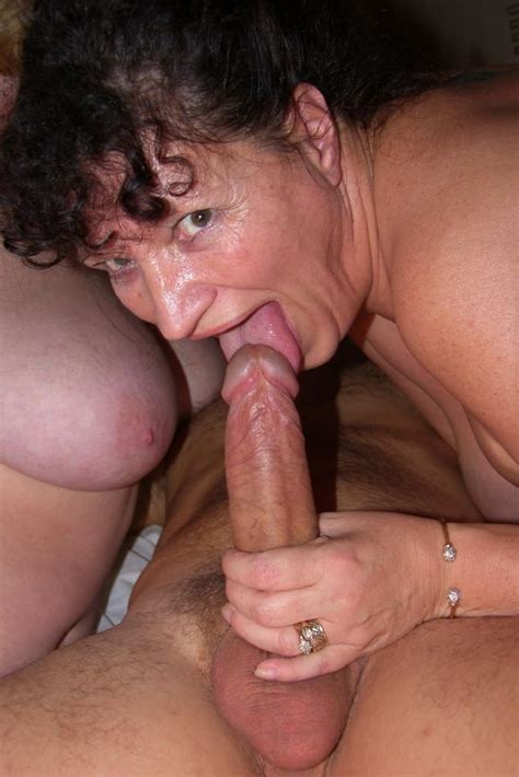 Young Cock For Kim And Her Mature Friend