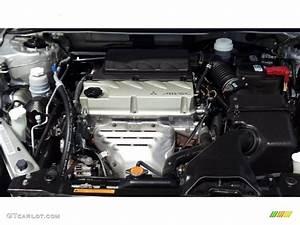 2009 Mitsubishi Eclipse Gs Coupe 2 4 Liter Sohc 16